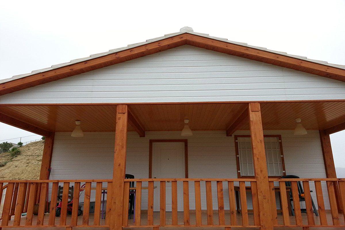 Casas de madera canexel casas de madera en daype with - Maderas daype ...