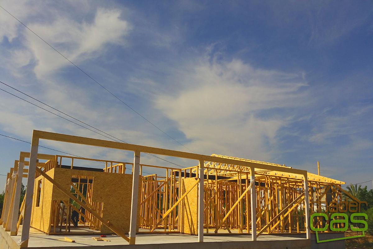 Ventajas de construir en madera
