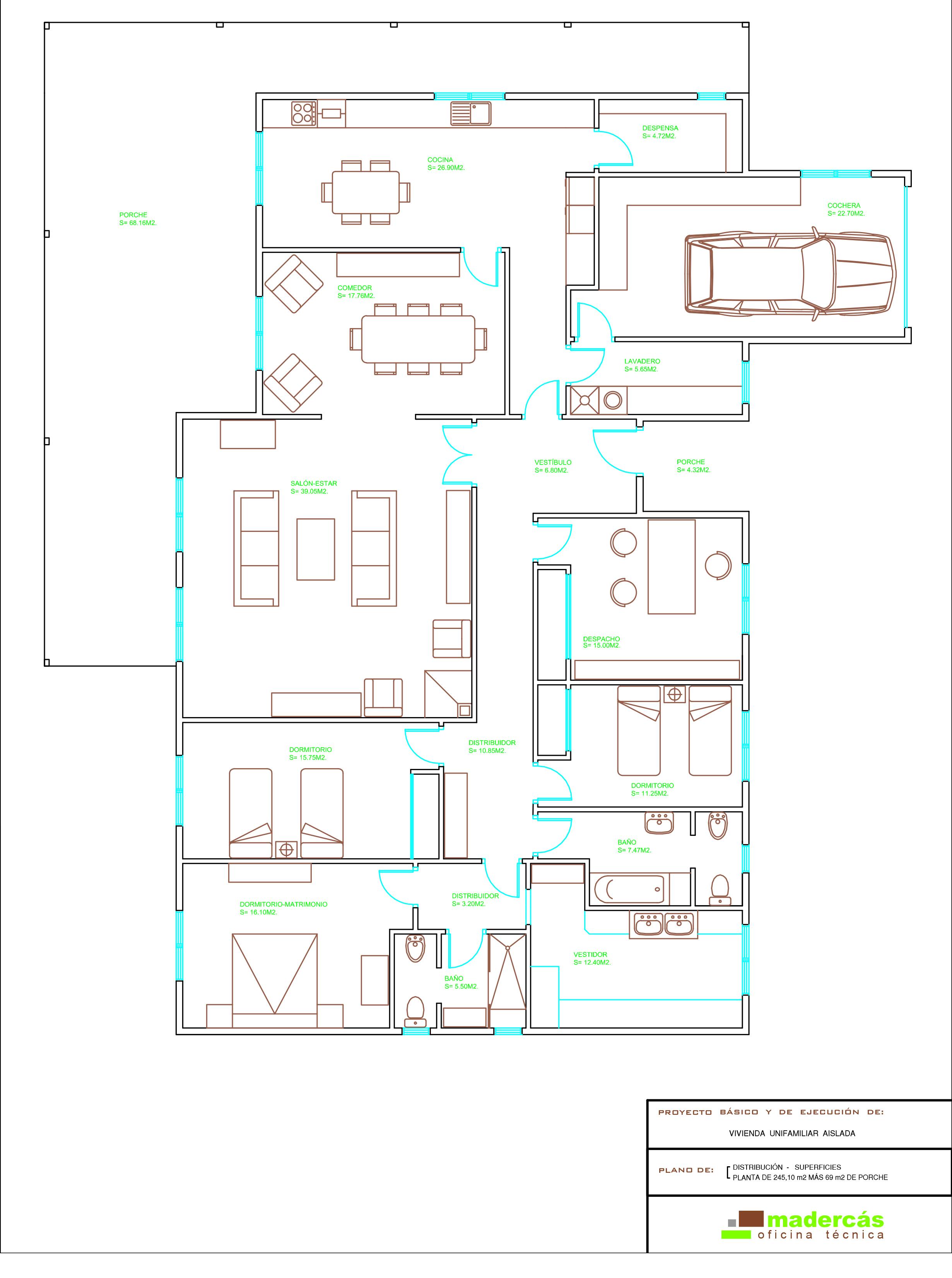 Fabricación de casas de madera modulares, prefabricadas, distribución a elegir, acabados perfectos, posibilidad de exteriores sin mantenimiento